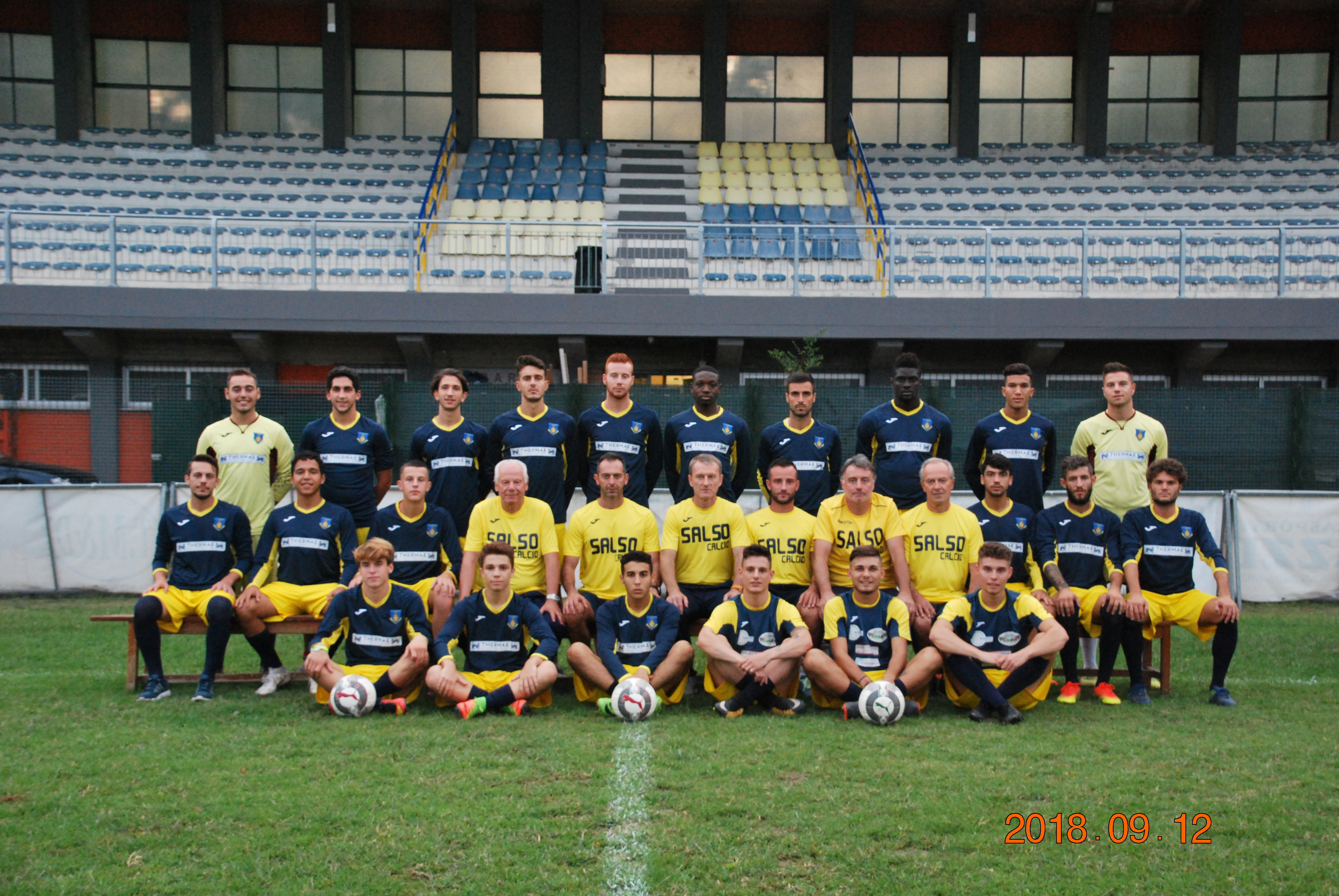 Bagnolese-Salso 1-1
